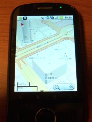 IDEOS GoogleMap
