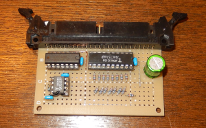 MSX用PCM再生DAコンバーター